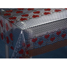 China Supplier for 3D Embossed Printed Table Cover 3D Embossed Printed pvc film export to Armenia Manufacturers